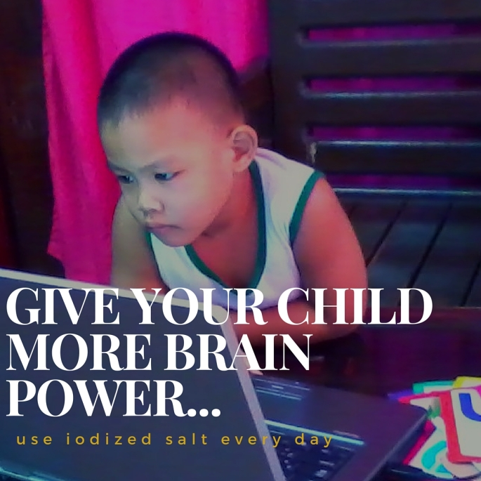 GIVE YOUR CHILD MORE BRAIN POWER